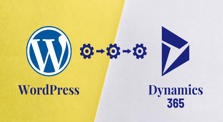 Integrate WordPress with Microsoft Dynamics 365 CRM
